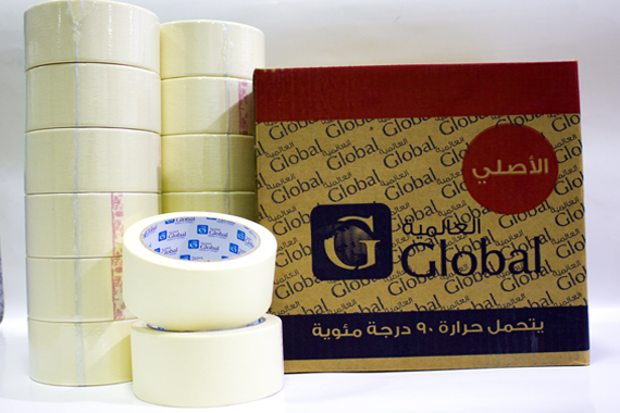Global 2 Inch x 30 Yards Tape